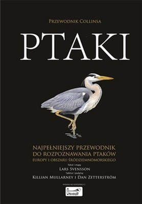 Lars Svensson - Ptaki. Przewodnik Collinsa / Lars Svensson - Collins Bird Guide