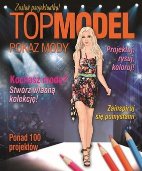 Danuta Kownacka - Top model. Pokaz mody
