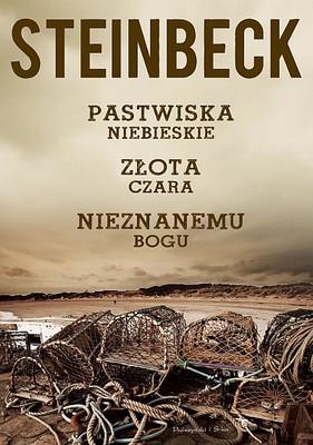 John Steinbeck - Pastwiska niebieskie, Złota czara, Nieznanemu Bogu