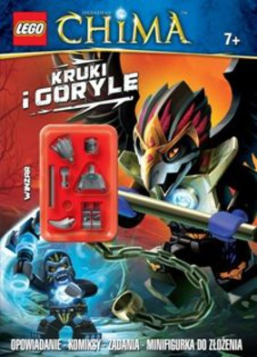Lego Legends of Chima. Kruki i Goryle