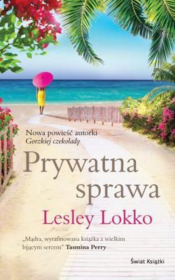 Lesley Lokko - Prywatna sprawa