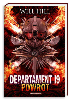 Will Hill - Departament 19. Powrót
