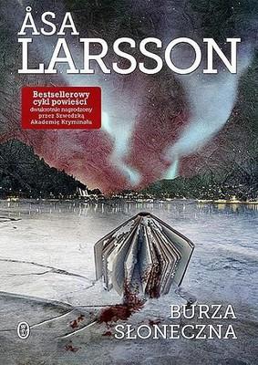 Asa Larsson - Burza słoneczna / Asa Larsson - Solstorm
