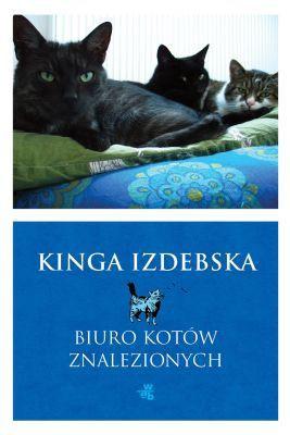 Kinga Izdebska - Biuro kotów znalezionych