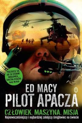 Ed Macy - Pilot apacza / Ed Macy - Apache