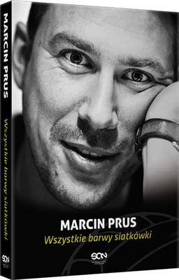 Marcin Prus - Marcin Prus. Wszystkie barwy siatkówki