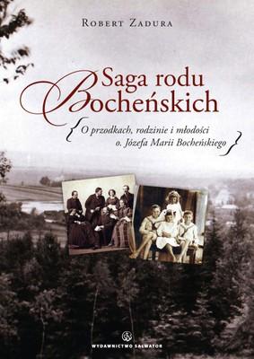 Robert Zadura - Saga rodu Bocheńskich