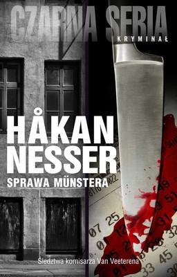 Hakan Nesser - Sprawa Munstera