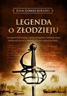 Juan Gomez-Jurado - Legenda o złodzieju / Juan Gomez-Jurado - La Leyenda Del Ladrón