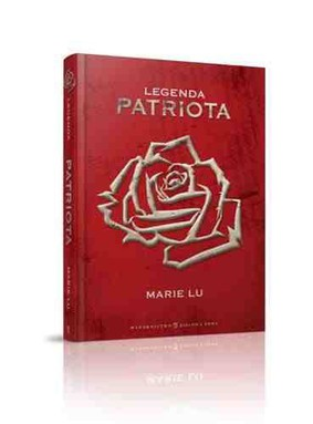 Marie Lu - Legenda. Patriota / Marie Lu - Champion
