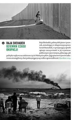 Raja Shehadeh - Dziennik Czasu Okupacji