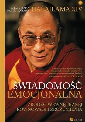 Dalajlama, Paul Ekman - Świadomość emocjonalna. Źródło wewnętrznej równowagi i zrozumienia / Dalajlama, Paul Ekman - Emotional Awareness. Overcoming the Obstacles to Psychological Balance and Compassion