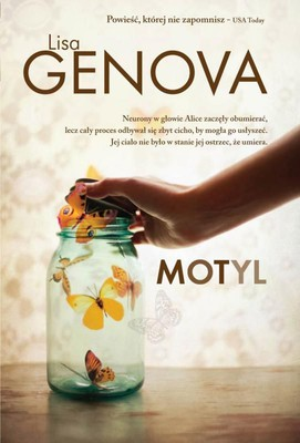 Lisa Genova - Motyl / Lisa Genova - Still Alice