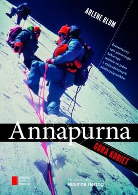 Arlene Blum - Annapurna. Góra kobiet
