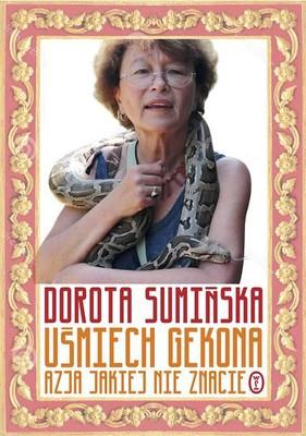 Dorota Sumińska - Uśmiech gekona