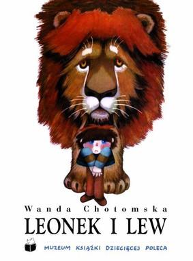 Wanda Chotomska - Leonek i lew