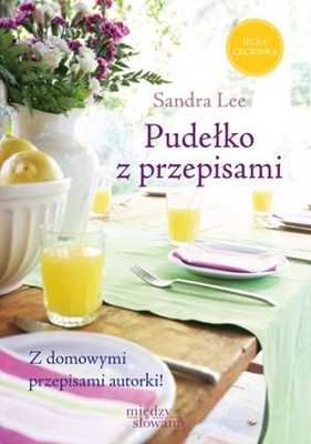 Sandra Lee - Pudełko z przepisami / Sandra Lee - The Recipe Box