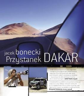 Jacek Bonecki - Przystanek Dakar
