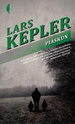 Lars Kepler - Piaskun / Lars Kepler - Sandmannen