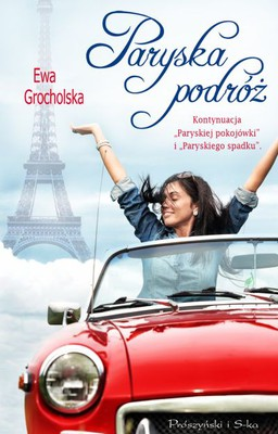 Ewa Grocholska - Paryska podróż