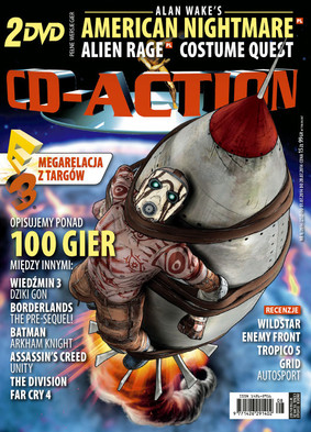 CD-Action 08/2014