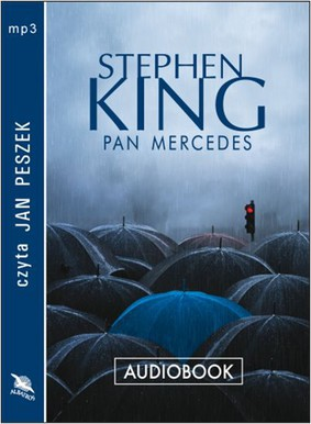 Stephen King - Pan Mercedes / Stephen King - Mr. Mercedes