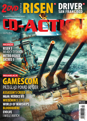 CD-Action 10/2014
