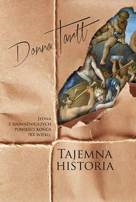 Donna Tartt - Tajemna historia / Donna Tartt - The Secret History