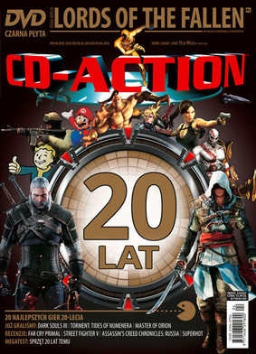 CD-Action 04/2016