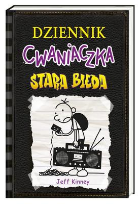 Jeff Kinney - Dziennik cwaniaczka. Stara bieda / Jeff Kinney - Diary of a Wimpy Kid. The Old School