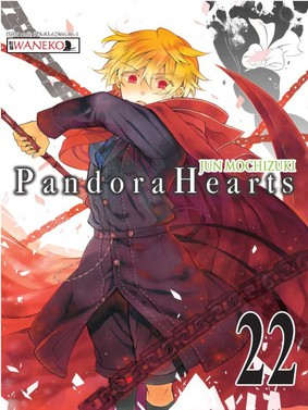 Jun Mochizuki - Pandora Hearts. Tom 22