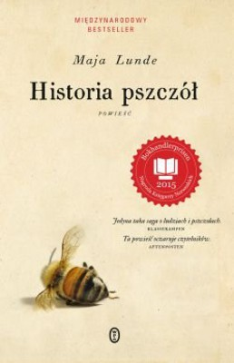 Maja Lunde - Historia pszczół / Maja Lunde - Bienes Historie, roman
