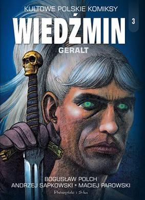Kultowe polskie komiksy. Wiedźmin 3