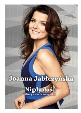 Joanna Jabłczyńska - Nigdy dość