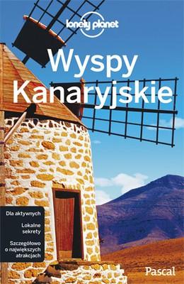 Josephine Quintero, Lucy Corne - Wyspy Kanaryjskie. Lonely Planet