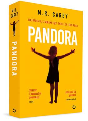 M.R Carey - Pandora