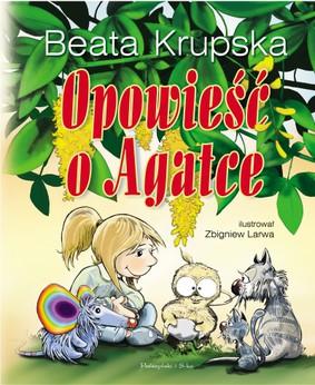 Beata Krupska - Opowieść o Agatce
