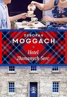 Deborah Moggach - Hotel złamanych serc / Deborah Moggach - The Ultimate Surrender