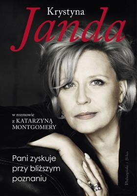 Krystyna Janda, Katarzyna Montgomery - Pani zyskuje przy bliższym poznaniu