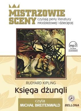 Rudyard Kipling - Księga dżungli / Rudyard Kipling - The Jungle Book