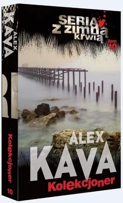 Alex Kava - Z zimną krwią. Tom 10. Kolekcjoner