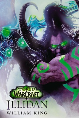William King - World of Warcraft. Illidan
