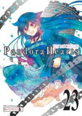 Jun Mochizuki - Pandora Hearts. Tom 23