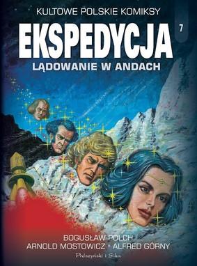 Kultowe polskie komiksy. Tom 7. Ekspedycja lądowanie w Andach
