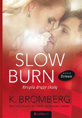K. Bromberg - Driven. Tom 3. Slow Burn. Kropla drąży skałę