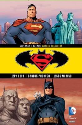 Jeph Loeb - Władza absolutna. Tom 3. Superman Batman