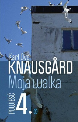 Karl Ove Knausgard - Moja walka. Tom 4 / Karl Ove Knausgard - Min kamp 4