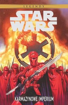 Michael Richardson - Karmazynowe Imperium. Star Wars Legendy