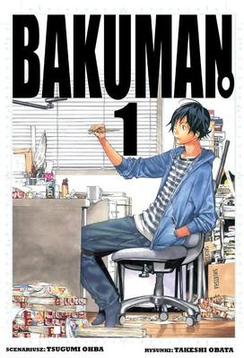 Ohba Tsugami, Takeshi Obata - Bakuman. Tom 1