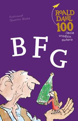 Roald Dahl - BFG. Bardzo Fajny Gigant